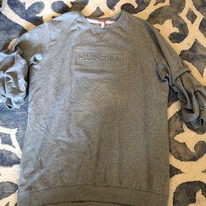 Hunter for Target oversized sweatshirt